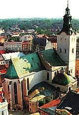 Кафедральный костел во Львов