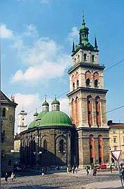 Успенская церковь Львовского братства