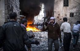 Боевики взяли по свой контроль район в Северном Алеппо