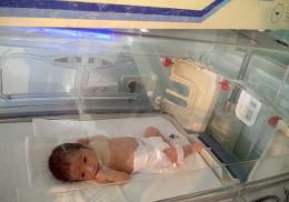 Детская больнице в Дамаске
