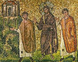Явление Христа апостолам на пути в Эммаус