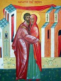 Зачатие Иоанна Предтечи