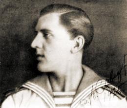 А. И. Савицкий, 1925 г