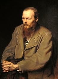 Василий Петров. Портрет Достоевского