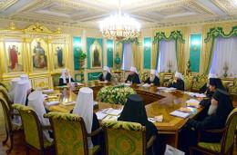 Священний Синод РПЦ