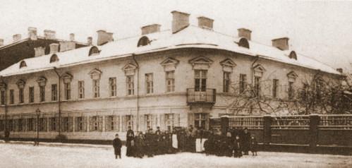 Дом о. Иоанна в Кронштадте