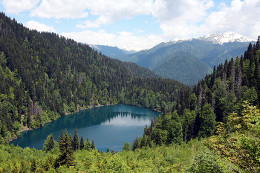 Озеро Риц