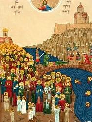 100 тысяч тбилисских мучеников