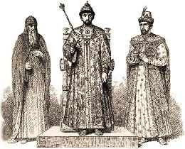 Патриарх Иов, Государь Федор Иоаннович и Борис Годунов