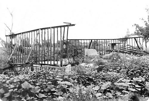 Руины слоновника