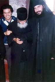 Старец Паисий и молодой отец Афанасий