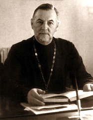 Протопресвитер Алекандр Шмеман