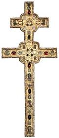 Крест преподобной Ефросинии Полоцкой