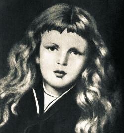 Честертон в возрасте шести лет