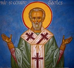 Святитель Кесарий Арльский