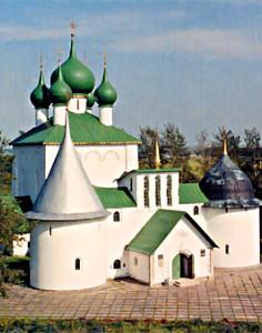 Церковь Рождества Пресвятой Богородицы в Симонове
