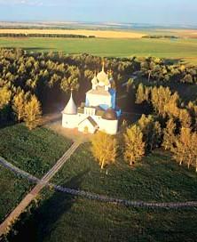Храм в честь Сергия Радонежского