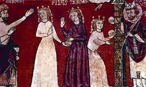 Милосердная помощь, оказанная святителем Николаем трём девицам