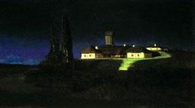 Архип Куинджи. Украинская ночь