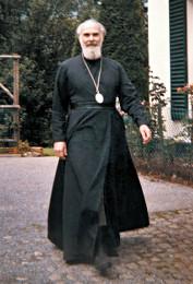 На встрече всемирного братства православной молодежи «Синдесмос», 1986 г.