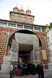 Реставрация Троице-Сергиевой Лавры
