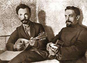 Пришвин и Семашко