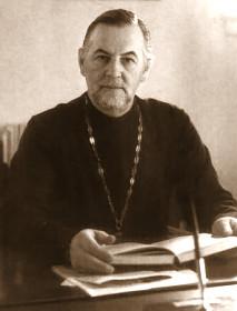 Протоиерей Александр Шмеман