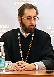 Протоиерей Максим Волынец