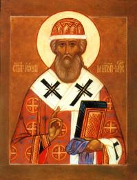 Святитель Иона Московский