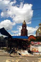 Александро-Невский собор Славянска