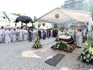 Отпевание и похороны Блаженнейшего Владимира