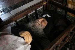 Смерть монаха