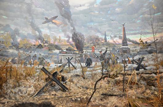 Битва под Москвой. 1941 год