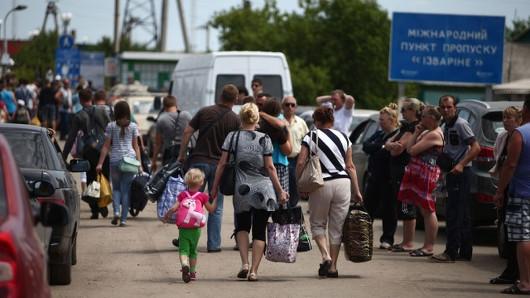Беженцы в Россию