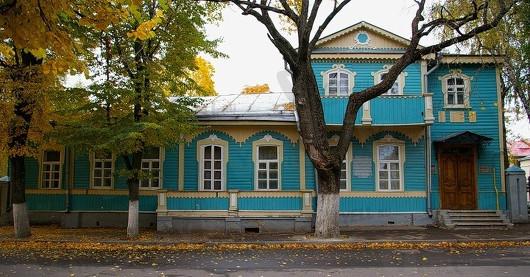 Дом-музей Николая Лескова