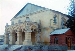 Усманский Софийский монастырь