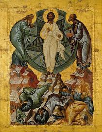 Преображение. Кирилло-Белозерский монастырь. XV в.