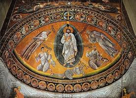 Преображение. Монастырь св. Екатерины. Синай. VI в.