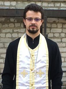 Протоиерей Кирилл Шкарбуль