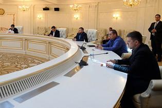 Переговоры в Минске, 5 сентября 2014 года
