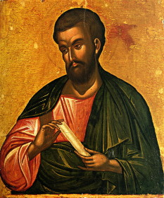 Апостол Варфоломей, XVI в, Византийский музей, Афины