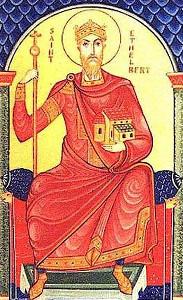 Святой король Этельберт Кентский