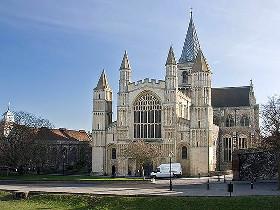 Рочестерский собор, Кент