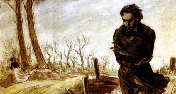 Иллюстрация к роману «Рудин»