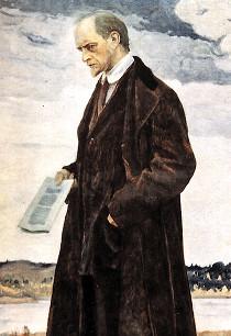 М.В. Нестеров. Мыслитель. 1921–1922 гг