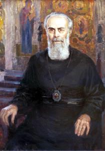 Портрет митрополита Антония Сурожского