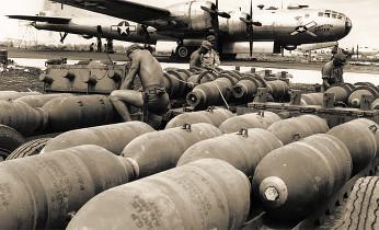 США были готовы атаковать с воздуха 20 городов Советского Союза