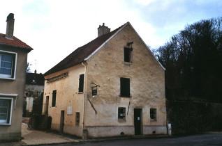 Дом в г. Кувре (Франция), в котором родился и вырос Луи Брайль