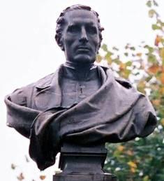 Памятник Луи Брайлю