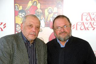 Василий Анисимов и Евгений Никифоров